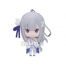 Porte-clés figurine Re:Zero Collection Figure Charm Emilia