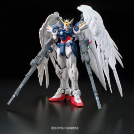Maquette Gundam Wing Endless Waltz RG 1/144 Wing Gundam Zero Custom