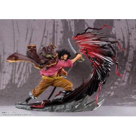 Figurine Naruto Shippuden Vibration Stars Uchiha Sasuke