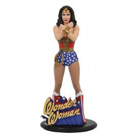 Statuette DC Comics Gallery Wonder Woman Linda Carter