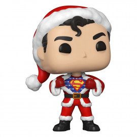 Figurine DC Comics POP! DC Holiday: Superman in Holiday Sweater