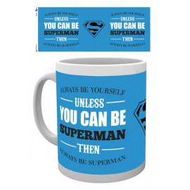 Mug DC Comics Superman Be Yourself