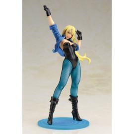Figurine DC Comics Bishoujo 1/7 Black Canary Exclusive Color