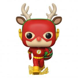 Figurine DC Comics POP! DC Holiday: The Flash Holiday Dash
