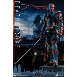 Figurine Hot Toys Batman Arkham Origins Videogame Masterpiece 1/6 Deathstroke