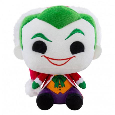 Peluche DC Comics DC Holiday Santa Joker