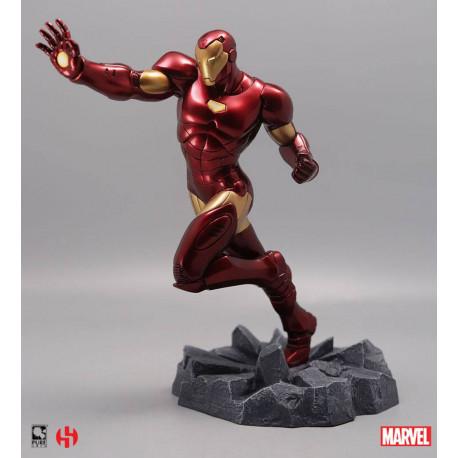 Figurine Marvel Comics Civil War 1/8  Iron Man