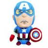 Peluche Sonore Marvel Captain America