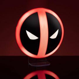 veilleuse Marvel Deadpool  3D Logo