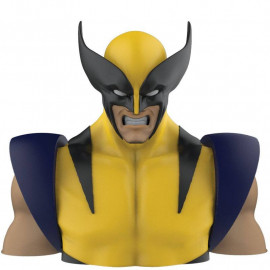 Tirelire Marvel Buste Tirelire Wolverine