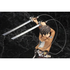 Figurine Demon Slayer Kimetsu no Yaiba Inosuke Hashibira sans masque