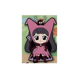 Porte Clés Cardcaptor Sakura Rubber Mascot Keychain Mei-Lin Li
