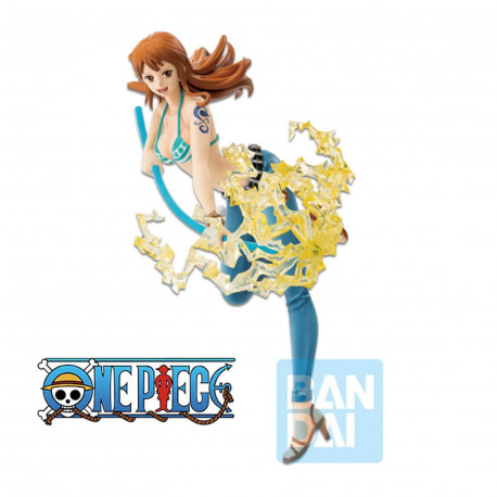Statuette One Piece Ichibansho Treasure Cruise Nami