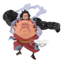Figurine One Piece King Of Artist Monkey D. Luffy Gear4