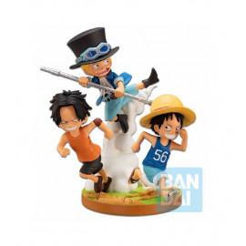 Figurine Dragon Ball Super Dracap Re: Birth Super Power Goku bébé dans capsule