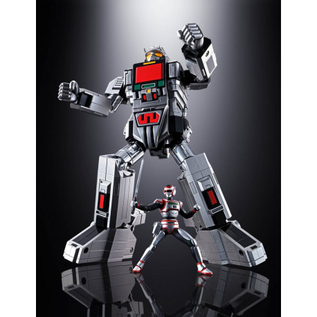 Figurine MegaBeast Investigator Juspion Soul of Chogokin GX-97 Daileon