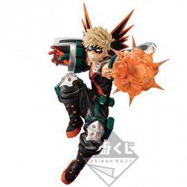 Statuette My Hero Academia Ichibansho Next Generations! feat. Smash Rising Katsuki Bakugo
