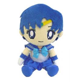Peluche Sailor Moon Mini Plush Cushion Sailor Mercury