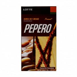 Pepero Cacahouète Chocolat
