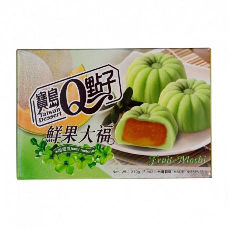 Mochis Fourré au Melon Hami