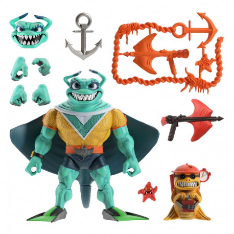 Figurine Les Tortues Ninja Ultimates Ray Fillet