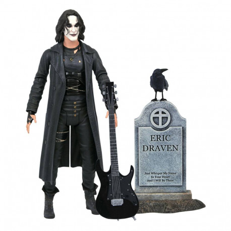 Figurine The Crow Deluxe Eric Draven
