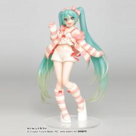 Figurine Hatsune Miku Special Figure Miku Room Wear