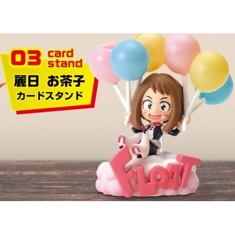 Lot de 4 Trading Figures Akira MiniQ Vol. 2