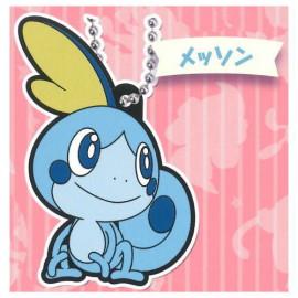 Porte-clés en caouchouc Pokémon Rubber Mascot 15 Larméléon