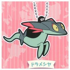 Porte-clés en caouchouc Pokémon Rubber Mascot 15 Fantyrm