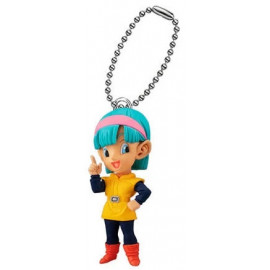 Porte-clés figurine Dragon Ball Super UDM Burst 45 Bulma