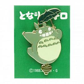 Pins Badge Mon Voisin Totoro Medium Totoro & Trèfle