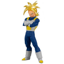 Figurine Gashapon Dragon Ball Super HG 08 Android Collection Trunks SSJ