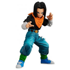 Figurine Gashapon Dragon Ball Super HG 08 Android Collection Android 17
