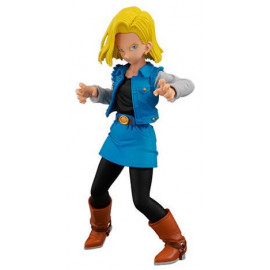 Figurine Gashapon Dragon Ball Super HG 08 Android Collection Android 18