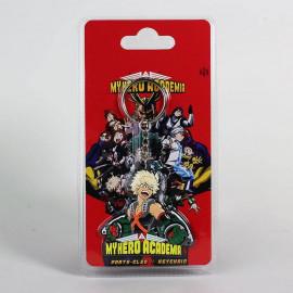 Porte-clés Demon Slayer Kimetsu No Yaiba Rubber Strap Collection Tanjiro Kamado