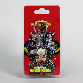 Porte-clés My Hero Academia Katsuki Bakugo