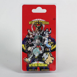 Porte-clés Demon Slayer Kimetsu No Yaiba Rubber Strap Collection Nezuko Kamado