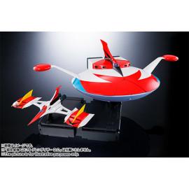 Figurine UFO Robo Grendizer Soul of Chogokin GX-76X  D.C Spazer set