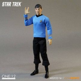 Figurine Star Trek 1/12 Spock
