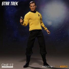 Figurine Star Trek 1/12 Kirk