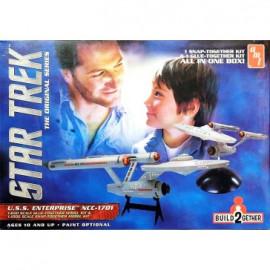 Maquette Star Trek Build2gether 1/650 USS Enterprise