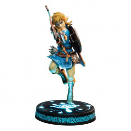 Statuette The Legend of Zelda Breath of the Wild Link Collector's Edition