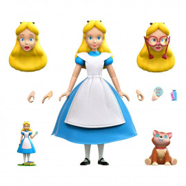 Figurine Alice au Pays des Merveilles Disney Ultimates Alice