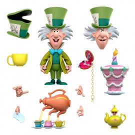 Figurine Alice au Pays des Merveilles Disney Ultimates The Tea Time Mad Hatter