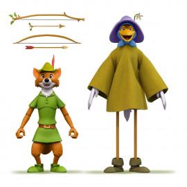 Figurine Robin des Bois Disney Ultimates Robin Hood Stork Costume