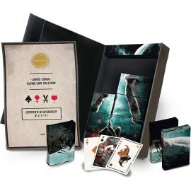 Cartes à jouer Harry Potter Collector's Set Limited Edition