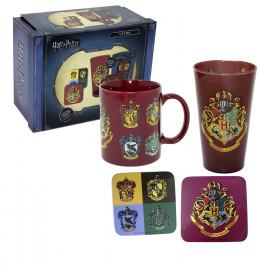 Coffret Cadeau Harry Potter Crests