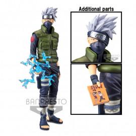 Figurine Naruto Shippuden Grandista Nero Kakashi Hatake