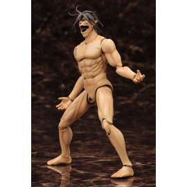 Maquette Attack on Titan Eren Yeager